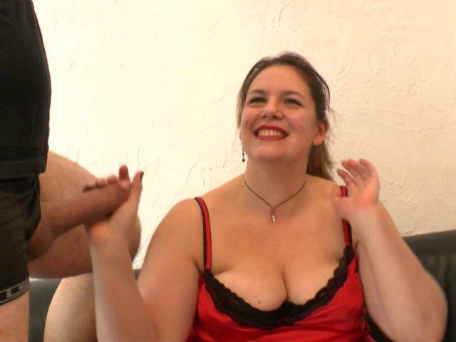 sexe avec une grosse gourmande de baise hard