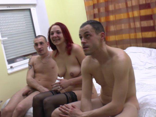 video x amateur d'un dépucelage anal