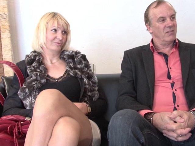 couple amateur venu de normandie pour du sexe à paris